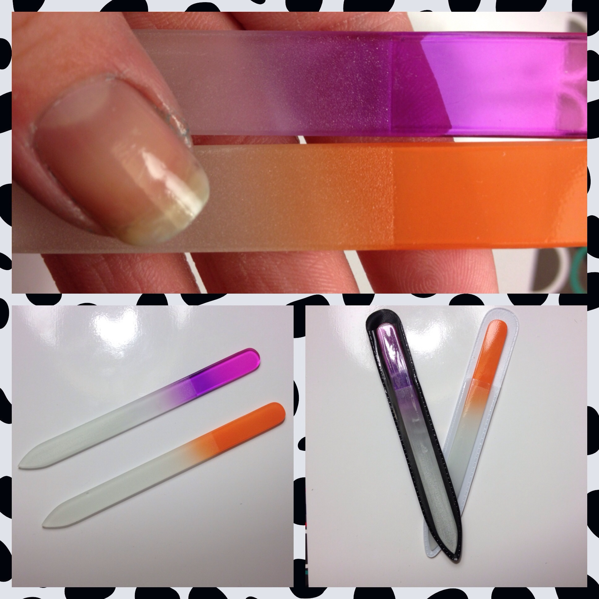 Bargin Product Review! Glass/Crystal Nail File   Robin The Murr