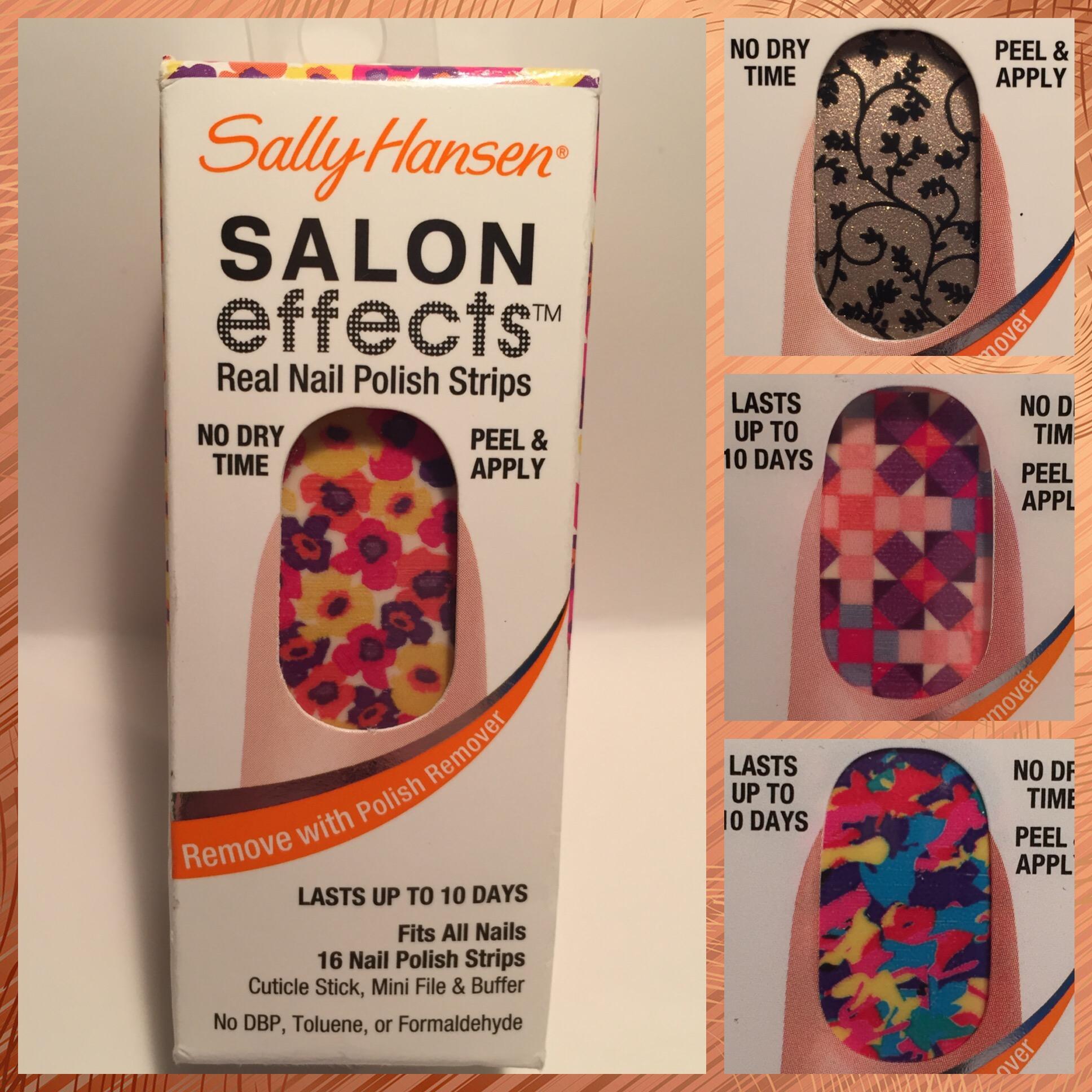 nail polish strips | Robin The Murr
